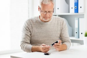 Diabetes Health Care Check